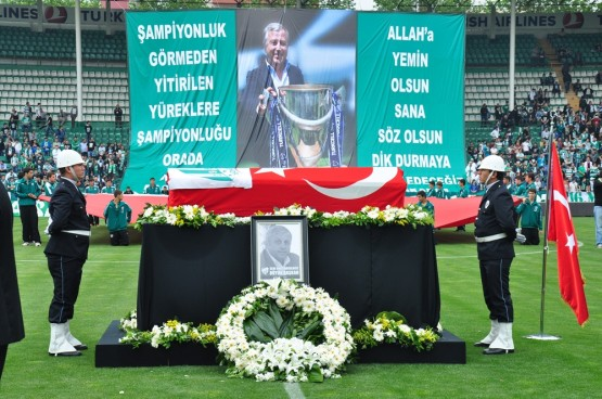 BÜYÜK Başkan İbrahim Yazıcı Cenazesi