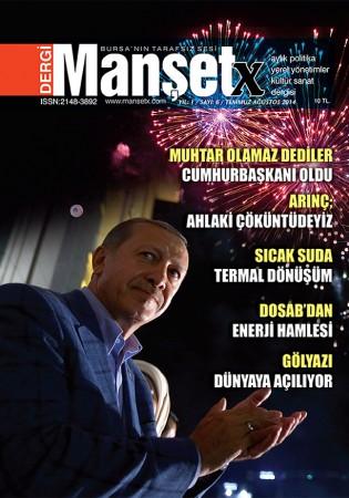 Temmuz-Ağustos Sayısı 2014