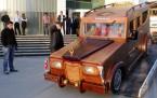 Ağaoğlu'nun Yeni Arabası Laz Rover