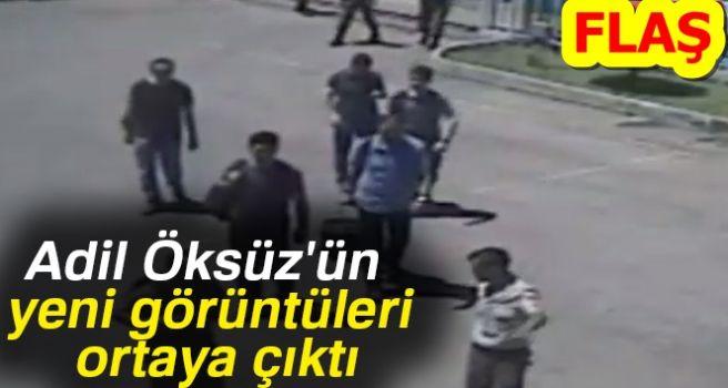 ADİL ÖKSÜZ'ÜN YENİ GÖRÜNTÜLERİ ORTAYA ÇIKTI!