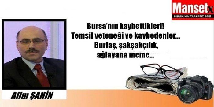 ALİM ŞAHİN YAZDI..