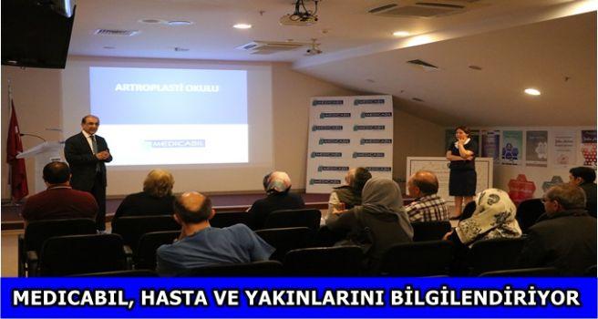 ARTROPLASTİ OKULU'NDA EĞİTİMLER BAŞLADI