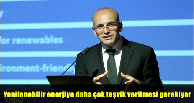 Başbakan Yardımcısı Şimşek'ten açıklama
