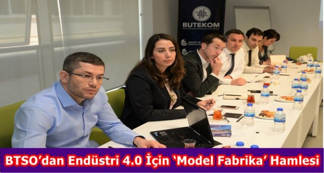Bursa Model Fabrika 2018'de Hazır