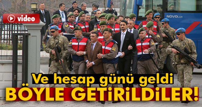 Cumhurbaşkanı Erdoğan'a Suikast Davası Başladı!
