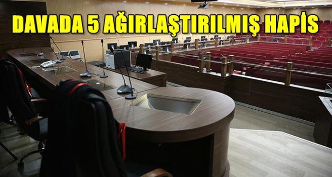 Darbe girişiminde Tümamiral Özel'in alıkonulmasına ilişkin davada 5 ağırlaştırılmış hapis