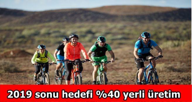 Decathlon Türkiye'de üretimi arttırıyor: 2019 sonu hedefi %40 yerli üretim