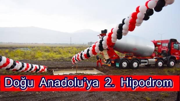 Doğu Anadolu'ya 2. Hipodrom