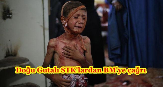 Doğu Gutalı STK'lardan BM'ye çağrı