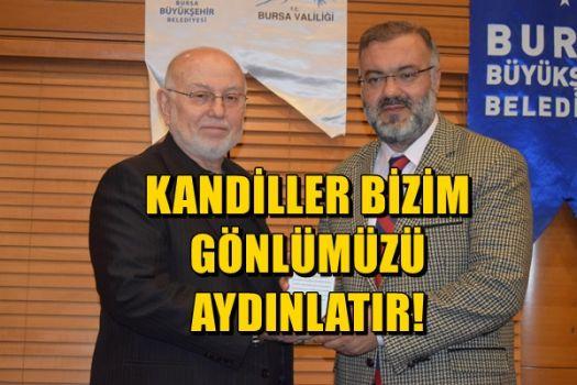 """""""Kandiller Bizim Gönüllerimizi Aydınlatır"""""""