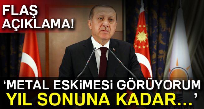 METAL ESKİMESİ GÖRÜYORUM!