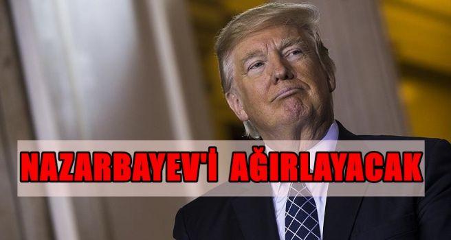 Nazarbayev'i ağırlayacak