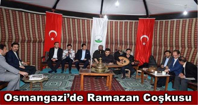 Osmangazi'de Ramazan Coşkusu