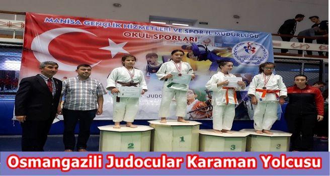 Osmangazili Judocular Karaman Yolcusu