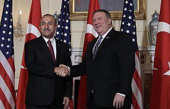 Çavuşoğlu ABD'li mevkidaşıyla telefonda görüştü