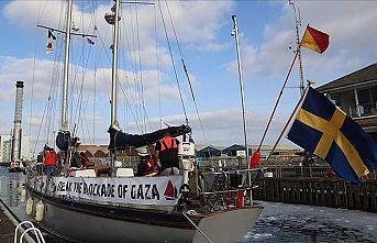 Gazze yolundaki 'Özgürlük Filosu'na uluslararası koruma talebi