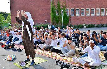İsveç'te Müslümanlardan yağmur duası