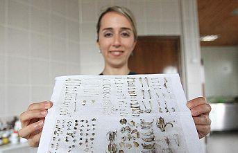 'Kemik koleksiyoncusu' veteriner hekim