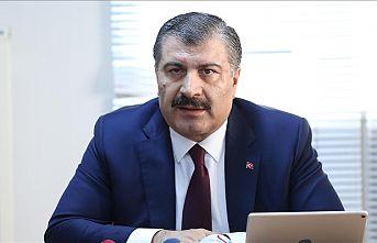 Sağlık Bakanı Koca'dan 'yıpranma payı' açıklaması