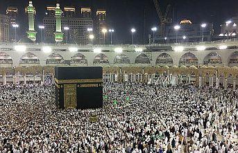 Suudi Arabistan'ın bu yılki hac sloganı 'Dünya Kraliyetin kalbinde'