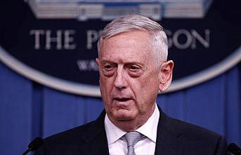 ABD Savunma Bakanı Mattis: Türkiye ile birçok konuda beraber çalışıyoruz