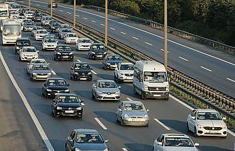 Dönüş yolundaki sürücülere 'son 30-40 kilometre' uyarısı