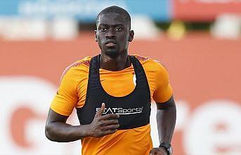 Galatasaray'da Ndiaye takımla çalışmalara katıldı
