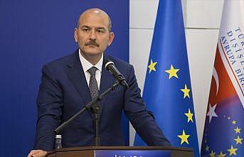 İçişleri Bakanı Süleyman Soylu: Ne Türkiye eski Türkiye'dir ne de Avrupa Birliği eski AB'dir