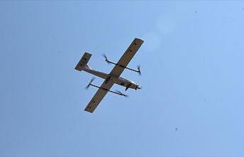 İnsansız hava aracı 'Çağatay' trafik denetimine katıldı