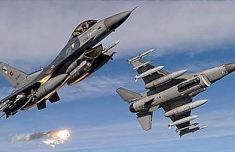 Irak'ın kuzeyinde 19 silahlı terörist etkisiz hale getirildi