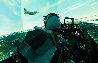 Savaş pilotları 'en doğru karar'ı öğreniyor