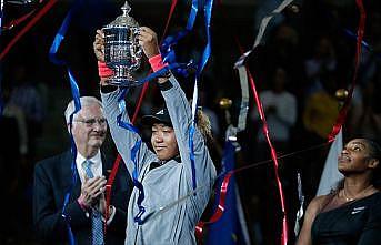 ABD Açık'ta Naomi Osaka şampiyon