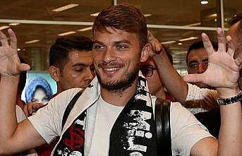 Beşiktaş'ın yeni transferi Ljajic'den AA'ya özel açıklamalar