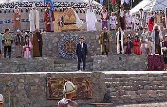 'Göçebe Oyunları'nı düzenleme hakkını Türkiye'ye devrettik'