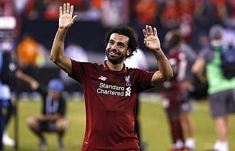 Klopp'tan Salah'a destek
