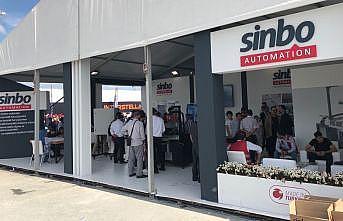 Sinbo, ileri teknolojili otomasyon sistemlerini TEKNOFEST'te sergiledi