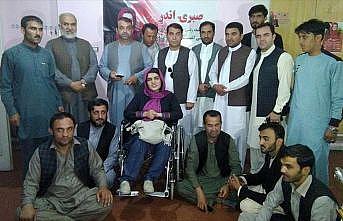 Afganistan'ın ilk engelli kadın milletvekili adayı: Ender