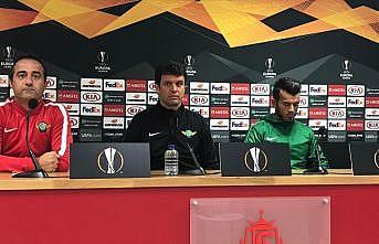 Akhisarspor Teknik Direktörü Arslan: Bizim açımızdan kritik bir maç