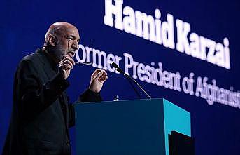 Eski Afganistan Cumhurbaşkanı Karzai: TL'nin zayıflaması için saldıran bir dış mihrak var