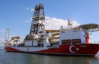 'Fatih' gemisinin ilk sondajı bu hafta