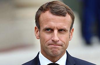 Macron 'Suudi Arabistan'a ambargo' çağrısına sessiz kaldı