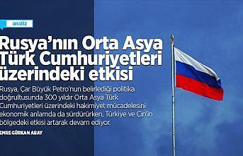 Rusya'nın Orta Asya Türk Cumhuriyetleri üzerindeki ekonomik etkisi