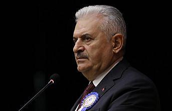 TBMM Başkanı Yıldırım: Türk kelimesi üzerinde fırtınalar kopartılıyor