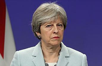 Theresa May'den 'anlaşmasız Brexit' açıklaması