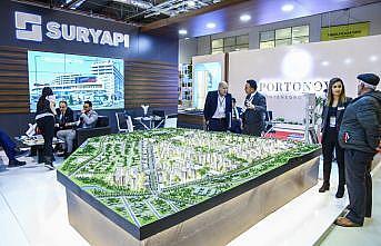 Bakü'de 4. Uluslararası Gayrimenkul ve Yatırım Fuarı başladı