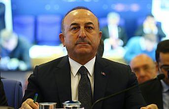Dışişleri Bakanı Çavuşoğlu: Kaşıkçı cinayetinde uluslararası soruşturma şart