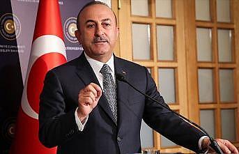 Dışişleri Bakanı Çavuşoğlu: Türkiye etkin çok taraflılıktan yanadır