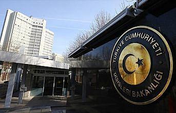 Dışişleri Bakanlığı: FETÖ üyelerinin iade talebinin reddi kararı kabul edilemez