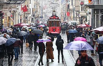 İstanbul'daki kış havası cumartesiye kadar sürecek