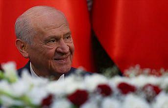MHP Genel Başkanı Bahçeli'den Roma kulübüne teşekkür